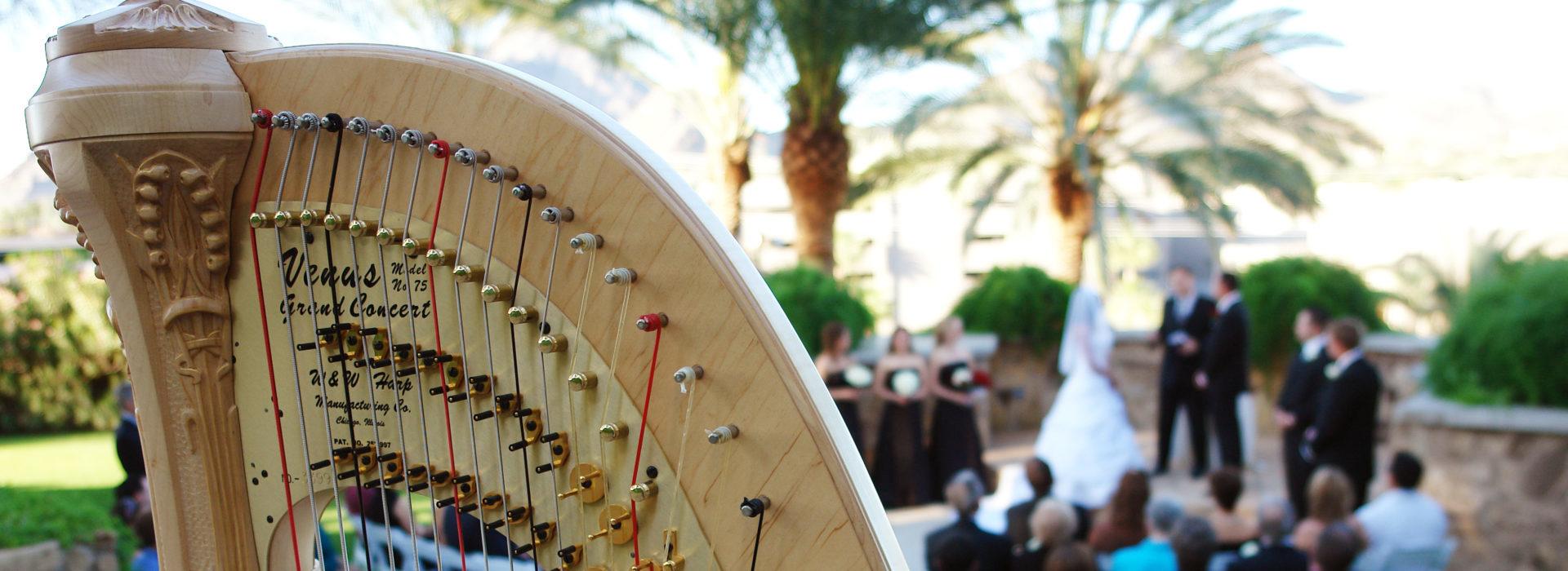 Elegant Harp Music